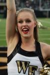 Cheerleading at Wake