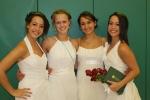 Emily, Morgan! Cecily and Lauren at Graduation