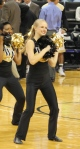 Dancing at Wake Forest