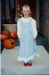 """Dorothy"" for Halloween"