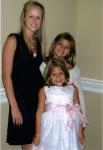 Morgan, Emma and Ellie