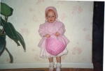 Cute Easter Girl